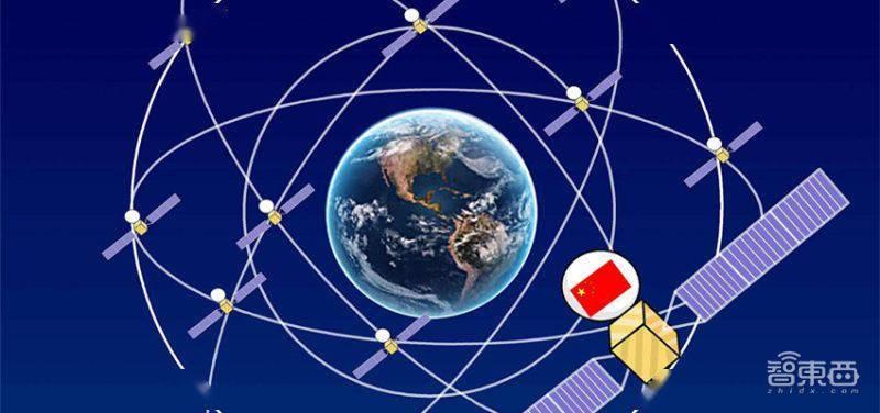 北斗三号组网完成!四大黑科技吊打GPS,七个行业受益| 智东西内参