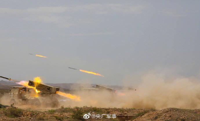 北京表演培训震撼!战神炮兵实力演示火力覆盖