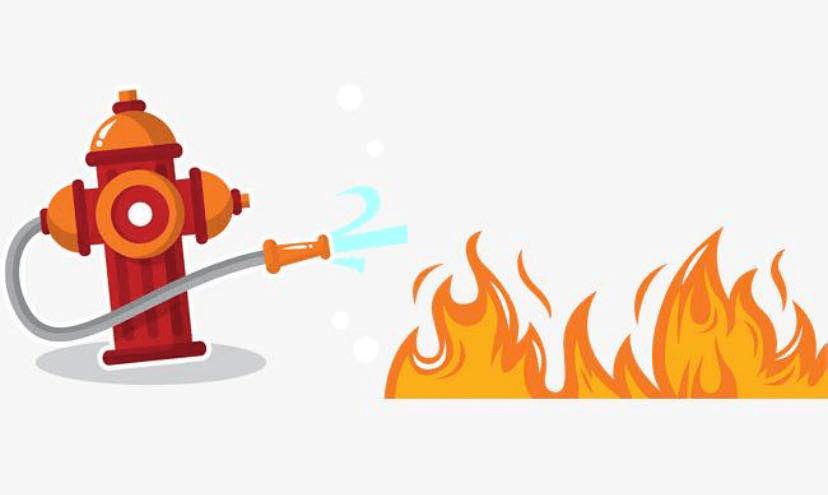 消防员简笔画消防员彩色简笔画消 卡通世界