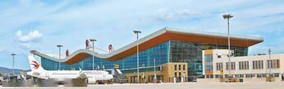 张家口宁远机场改扩建工程完成