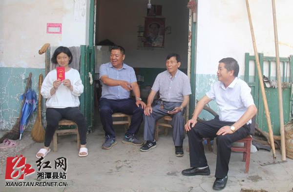 湘潭县:优秀政协委员黄明强 六十载激情燃烧的岁月