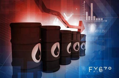 API原油库存超预期大降858万桶,美油短线走高