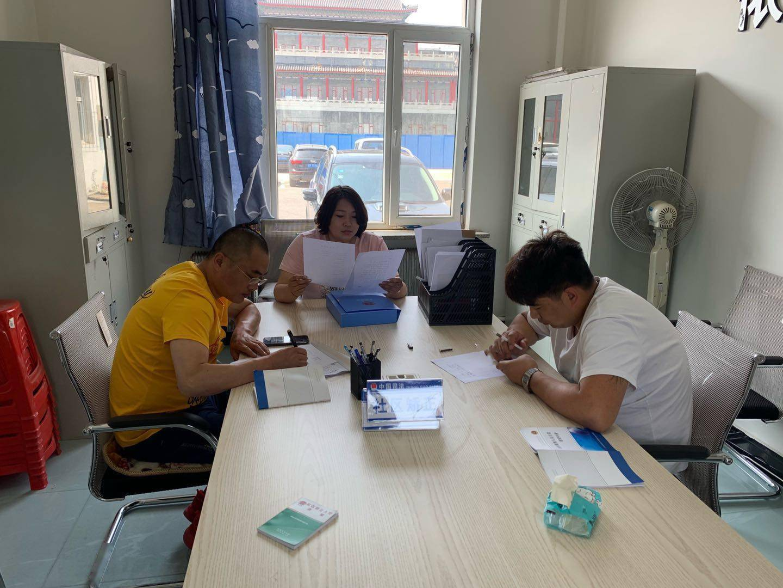 辽宁省开原市:开展社区矫正对象扫黑除恶警示教育活动