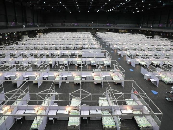 香港 综述:香港新冠肺炎确诊病例逾4000 特区政府全力遏止疫情