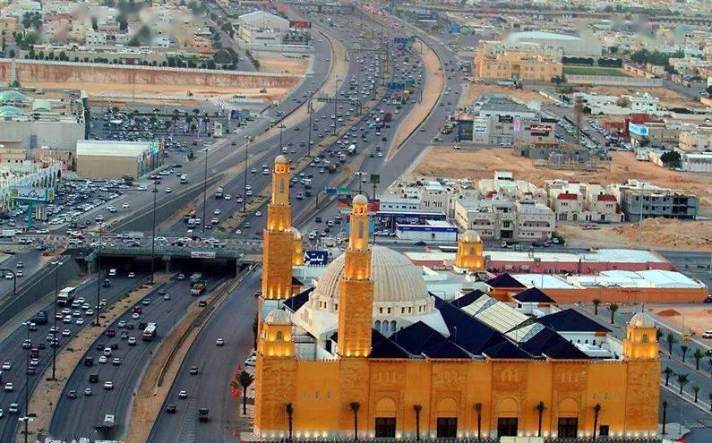 利雅得,沙特阿拉伯王国的首府。