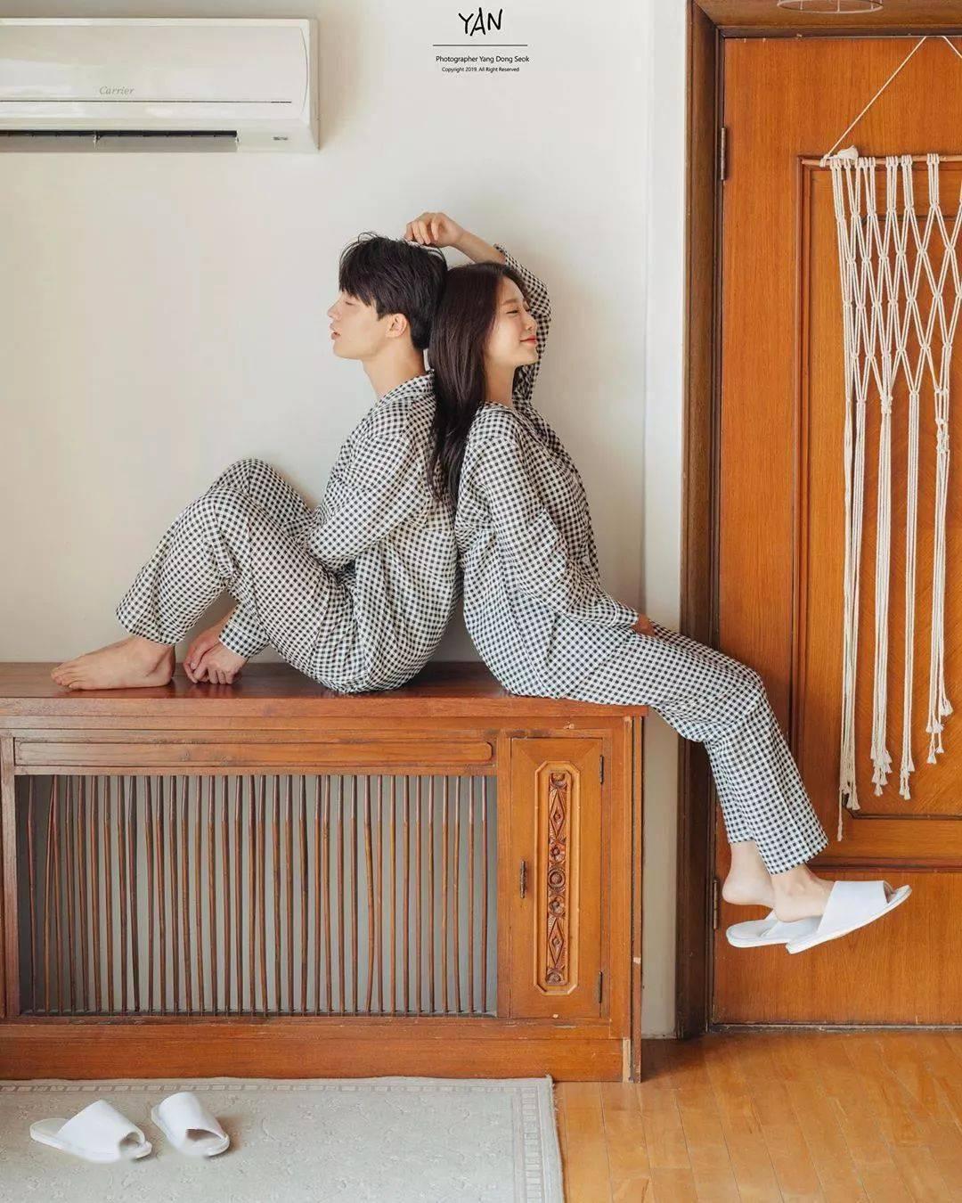 情侣照 pose 大全!前方高甜甜甜!插图(32)