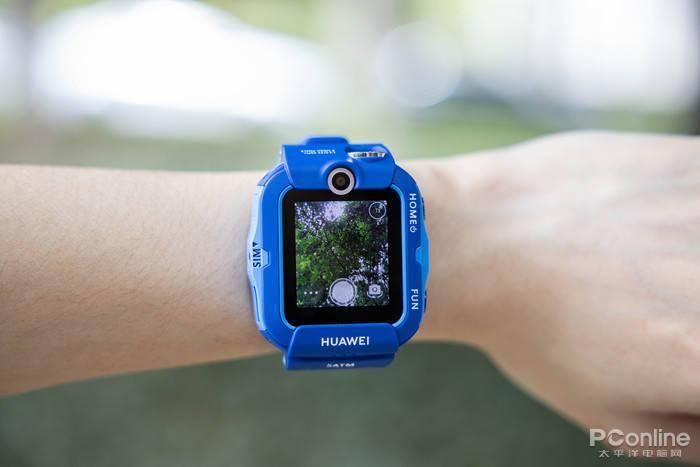 华为儿童手表4X评测:11重定位+高清双摄,给孩子全方位的保护