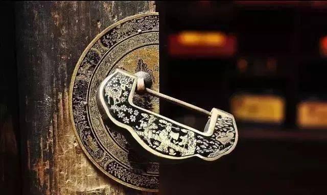 让中国传统家具活起来的秘诀——铜活!
