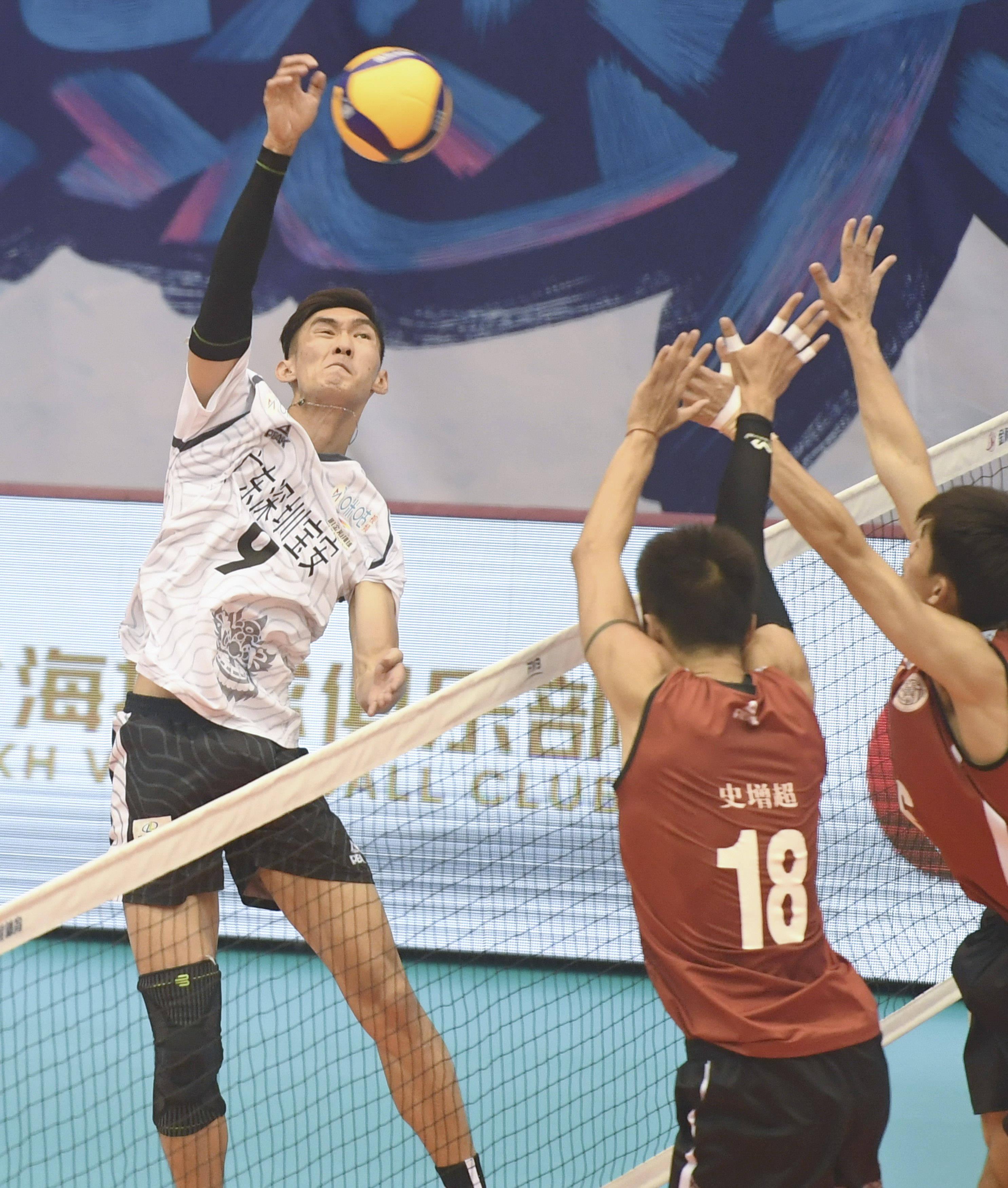 排球——男排超级联赛:广东胜河北-亚博APP安全有保障