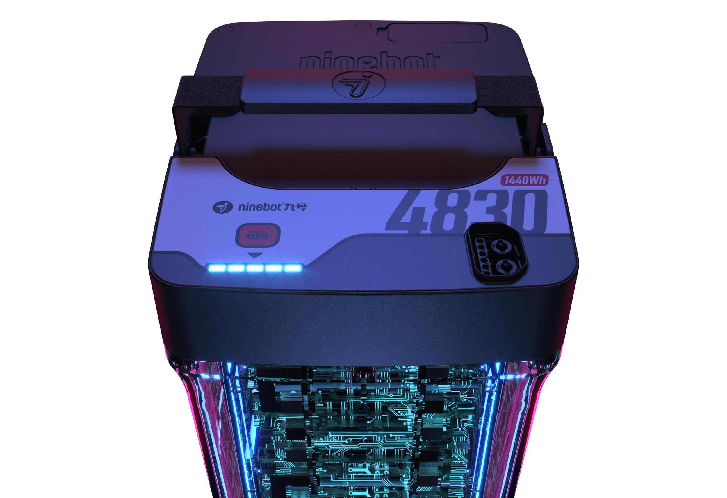 九号机器人发布智能国标车B系列,首次亮相李宁敦煌时装秀场