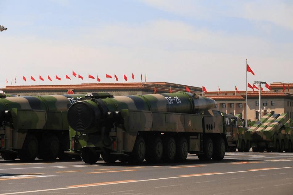 """美媒:中国向南海试射""""航母杀手"""""""