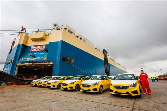 起航!海外市场实现了逆势增长,SAIC的2500辆汽车被销往澳大利亚和新西兰市场