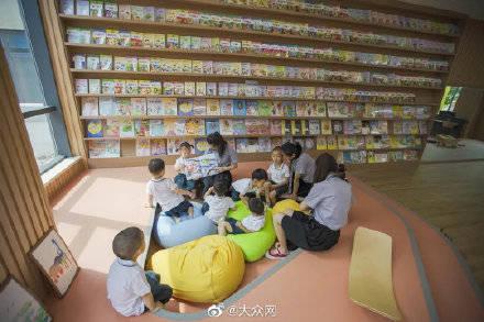 她的30岁,建造了一座8100m²犹如乌托邦的幼儿园