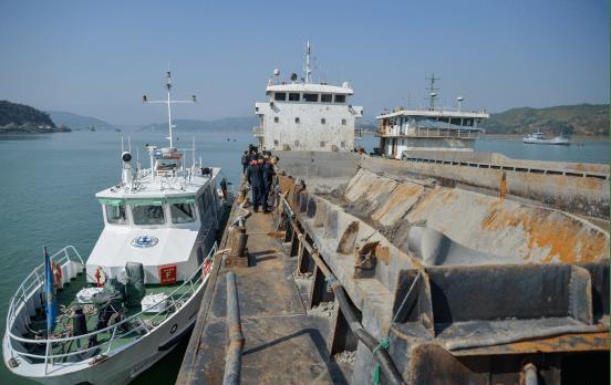 多部门联合发力严打长期逃避海事监管船舶