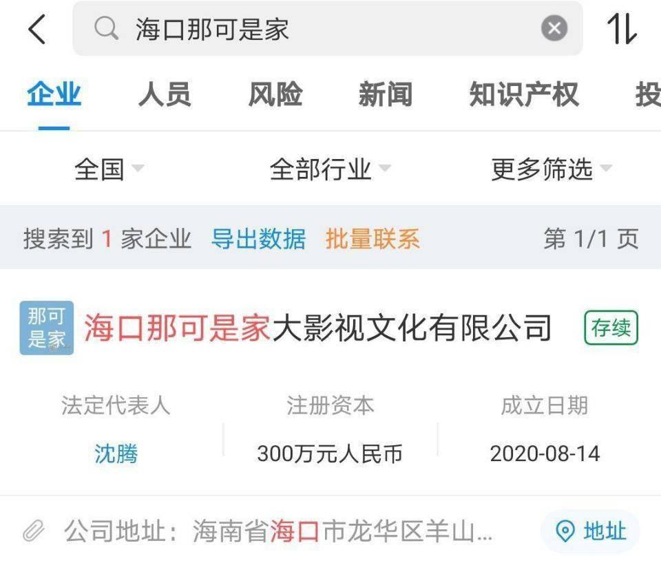 """沈腾为新公司取了个""""语音""""名儿,何炅、雷佳音的公司名更搞笑"""