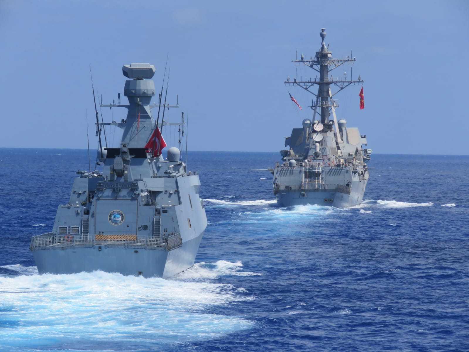 希腊土耳其剑拔弩张,北约撮合谈判