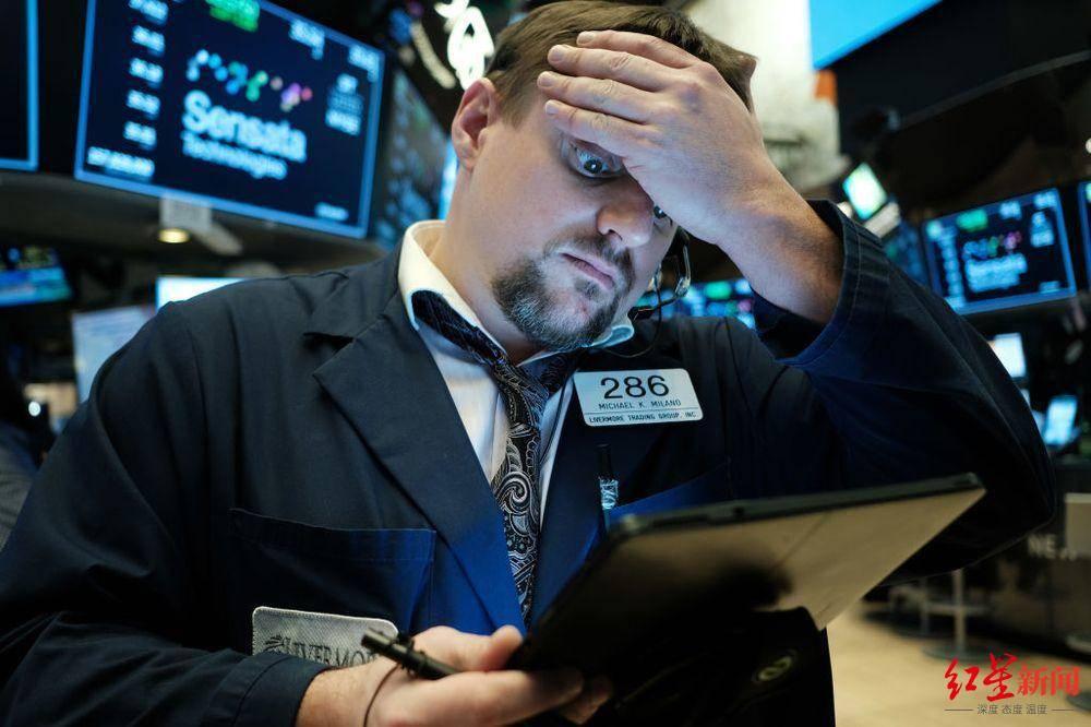 美股三大股指全线暴跌,这个指数早已预警这一天的到来