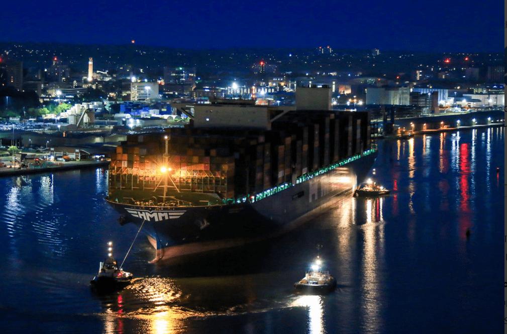 最新全球集装箱班轮公司TOP100榜单丨航运界