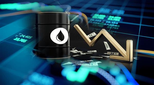 原油也跳水!国际油价本周累计下挫8%,创4月以来最大跌幅,专家:短期陷入瓶颈期