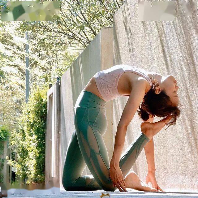你练过的瑜伽,会刻在你的身体里,谁也拿不走......_自律