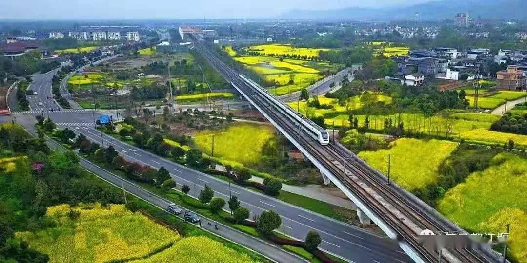 都江堰交通让城市生活更美好!
