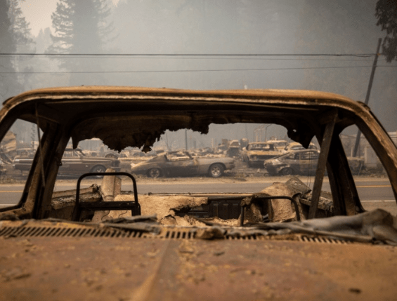 加拿大:将派遣近300人支援美国俄勒冈州扑灭山火