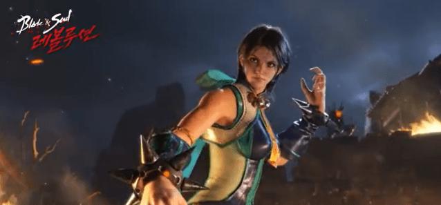 """《剑灵:革命》更新新角色""""气拳师""""  可在近战和远程攻击之间转换"""