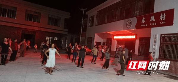 金洞开展广场舞培训 丰富乡村文化生活