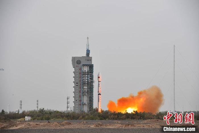 中国成功发射海洋二号C星