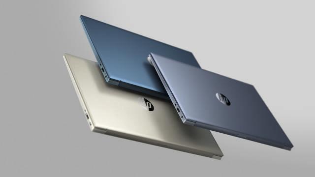 惠普发布首批搭载英特尔第11代处理器的笔记本电脑