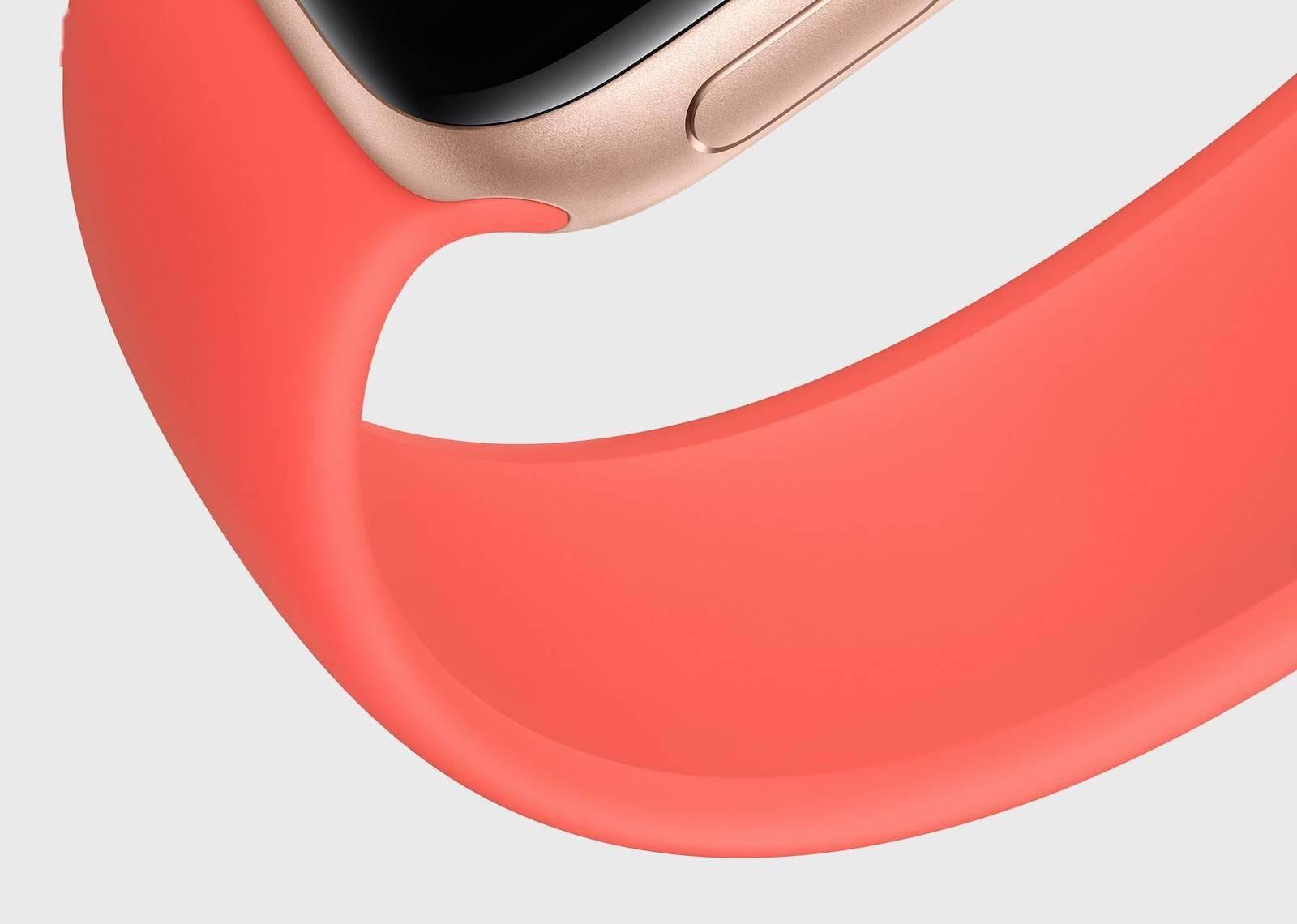 注意了:新的软硅胶单圈表带长度可能会随着时间变长