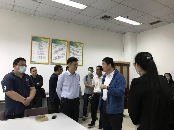 市无障碍情况建设第二检查组到昌平调研
