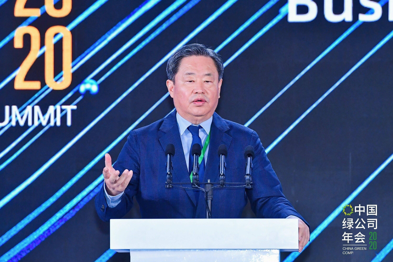 中化集團董事長寧高寧:人類不會愚蠢到把國際化搞沒了