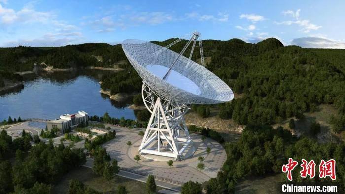 世界口径最大全可动低频射电望远镜项目在云南景东启动