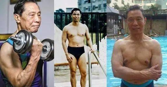 回顾中国第一次健美比赛,那时候国人什么水平?