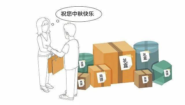 中国人一年能送近14亿个月饼,疫情下的中秋送的