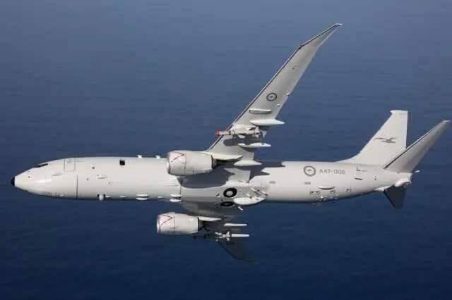 美国军机首次降落印度安达曼群岛印度提供加油等服务