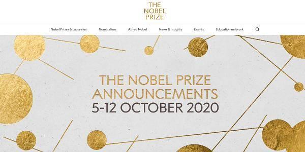 刚刚,2020年诺贝尔生理学或医学奖3位得主揭晓!今年的诺奖为何如此特殊→                                   图1