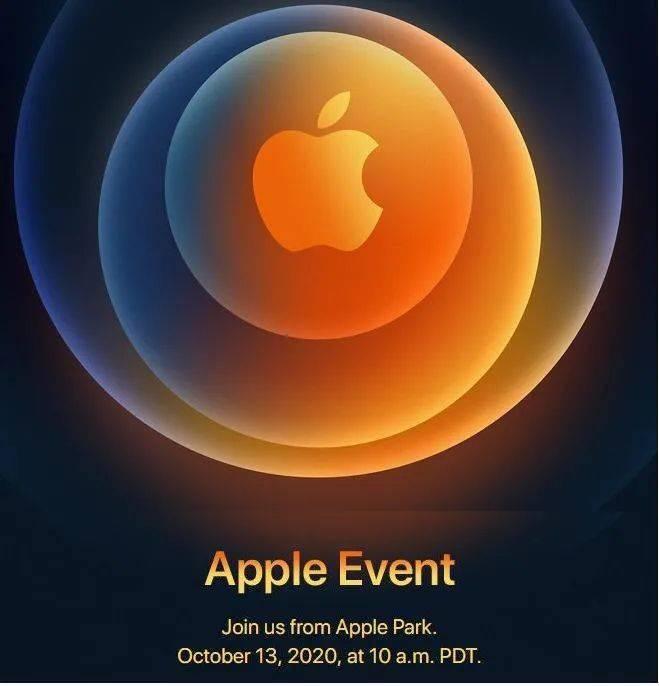5G iPhone要来了!苹果官宣下周新品发布会时间