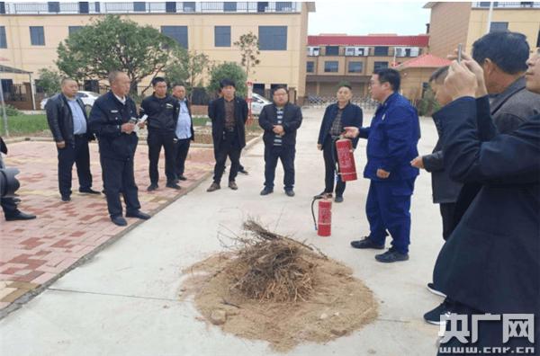 唐河县古城乡:开展安全检查筑牢养老机构安全防线
