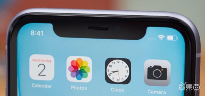 苹果最新屏下传感专利曝光!iPhone 14或将抛弃刘海屏