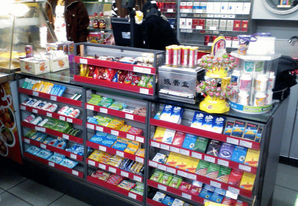 为什么超市里的避孕套总摆在口香糖旁边?_问题