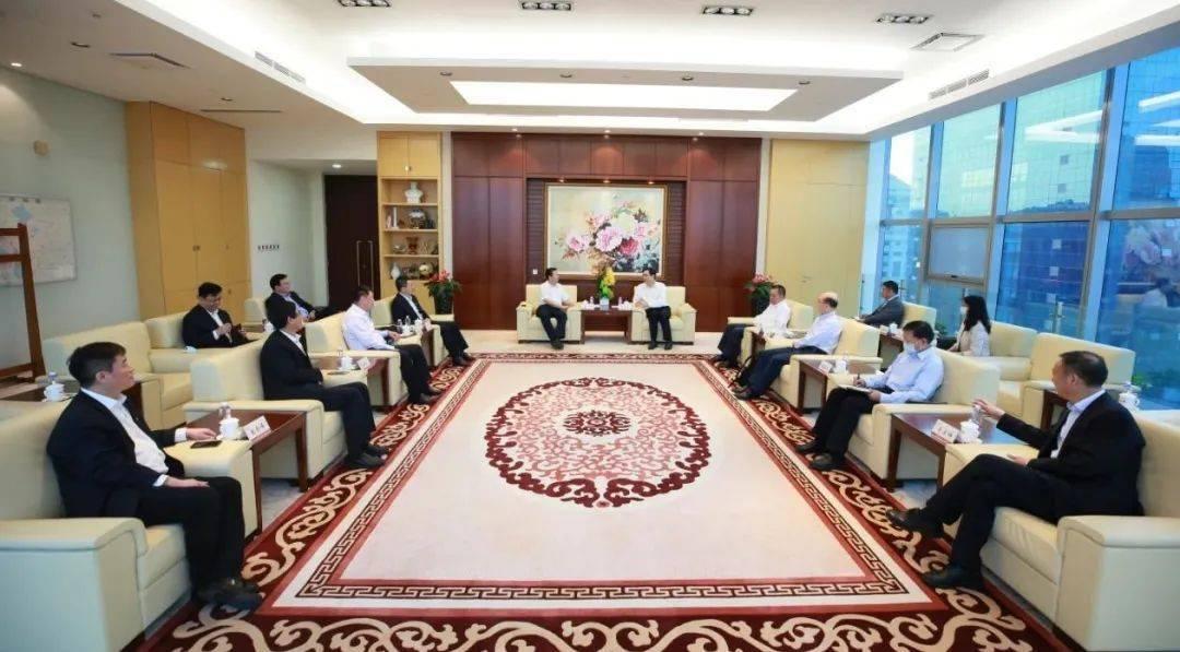 中建材与金隅集团将在基础建材、房地产等业务领域开展合作!