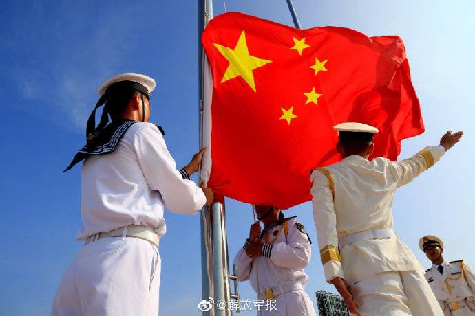 超燃多图|解放军报:这就是海军陆战队