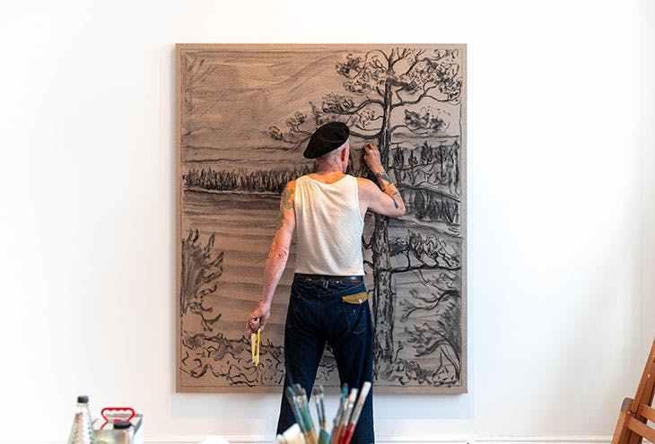 """大型艺博会移步线上,伦敦正迎来新的""""艺术之家"""""""