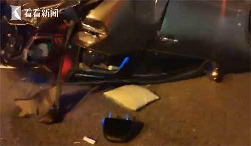 恒达官网男子醉驾兜风撞翻前车 致7人受伤还要赔100多万 (图5)