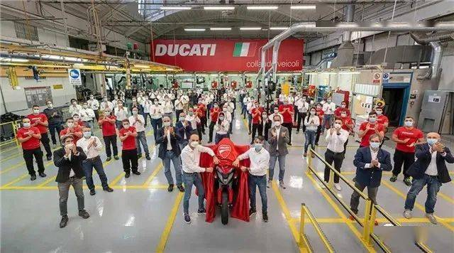 杜卡迪第4代Multistrada V4将于11月4日正式发布