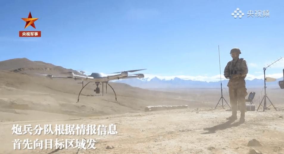 """西藏轻高机旅这次出手""""太惊艳"""" :90%新装备!新型火箭炮首次亮相……     第2张"""