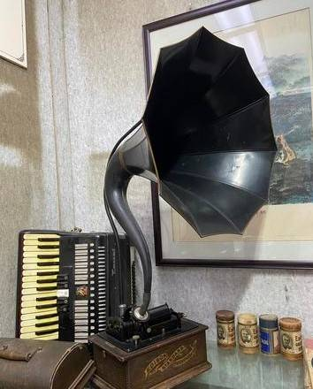 洛阳百年留声博物馆:百年历史 影音为证
