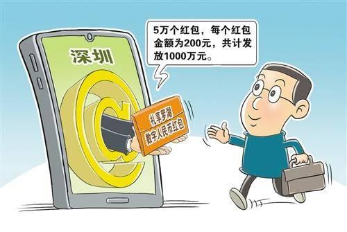 深圳喜提千万数字人民币红包 用得咋样了?